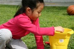 Giving your child hands-on activities will more effectively enable her to learn insights and develop his or her skills.