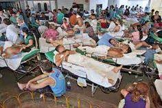 Resultado de imagem para imagens dos hospitais publicos