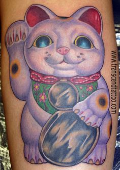 Google Image Result for http://www.galleryoftattoosnow.com/TranscendTattooGalleryHOSTED/images/gallery/luckycat.jpg