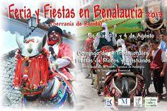 Pueblos-andaluces: Benalauría (Málaga)