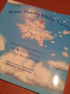 Mama Smith's Review Blog: Snow Pearly White Twirly Book & CD