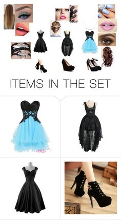 """parties"" by babygirlchelle on Polyvore featuring art"
