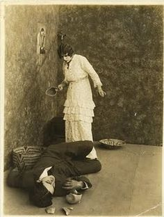 drama of the silent films