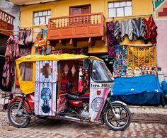 Colors of Peru (at the market in Pisac, Peru) //by Dmitry Samsonov.