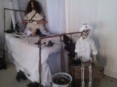 Halloween Discussion Forum, Haunts and Home Haunt Community. Halloween Prop, Halloween Tanz, Halloween Office, Halloween Scene, Halloween 2015, Halloween Party Decor, Holidays Halloween, Haunted Halloween, Halloween Stuff
