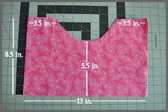 Learn how to make an easy mastectomy comfort pillow for someone in need at Sparkles of Sunshine. Check out all the Pink Ribbon Projects in support of Breast Cancer Awareness Month!