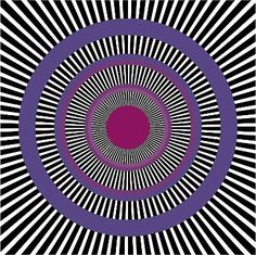 Examples Of Kinetic Illusions In Op Art