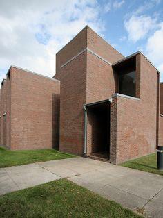 First Unitarian Church in Rochester by Louis I Kahn