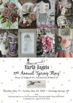 11th Annual Spring Fling, Saratoga, NY 5/19 & 5/20, 2012  hope you can attend....