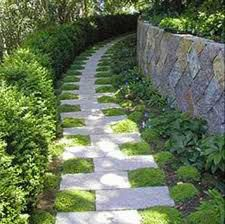 How's this for a great use of pavers?  Love it!