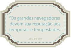 Seja o melhor de vc! www.joypaper.com.br