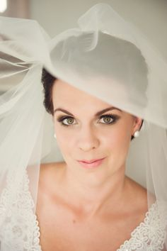 Smokey Eye Make Up Bride Alice in Wonderland Forest Wedding in South Africa http://katforsyth.com/