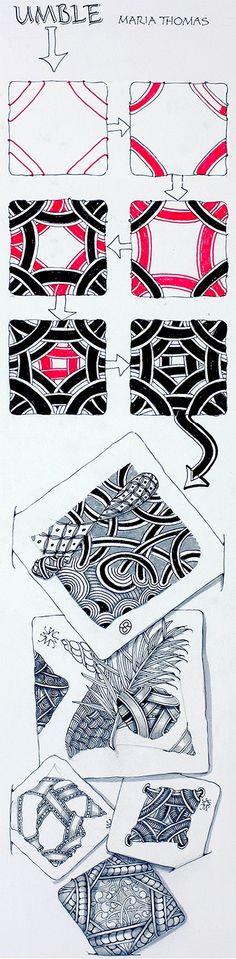 Umble, by Zentangle
