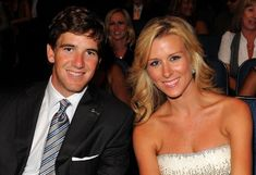 Meet Abby McGrew Manning aka Abby Manning, this pretty NFL Wag is Eli Manning's lovely wife. they are the proud parents of three beautiful children. Football Tournament, Manning Football, Newman School, Nfl Wives, Super Bowl Winners, Strong Guy, Nfl Season, Three Daughters, Wife And Girlfriend