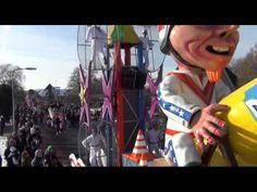 1e prijs Carnavalsoptocht Zwaag 2013 - De Bierdoppers