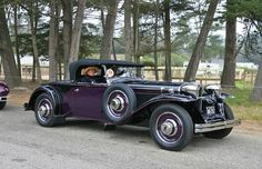 1930 Ruxton Model C Raunch and Lang Roadster - 25 Stunning Art Deco Cars…