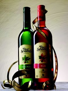 Four Seasons Rose and White Wine