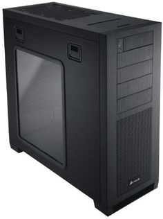 Corsair Obsidian Series Black 650D Mid Tower Computer Case (CC650DW-1) by Corsair. $166.49. The Obsidian Series 650D seamlessly melds great features with a subtle, elegant appearance. An all-black painted steel structure provides a strong frame while a beautiful brushed aluminum face adorns the front of the chassis. The 650D features all the elegance of its bigger brother, the award-winning Obsidian Series 800D, but in a smaller, mid-tower package, making it e...