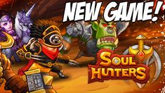 New Soul Hunters hack is finally here and its working on both iOS and Android platforms. This generator is free and its really easy to use! Cheat Online, Hack Online, Hunter Online, New Soul, App Hack, Gifts For Hunters, Gaming Tips, Game Resources, Game Update