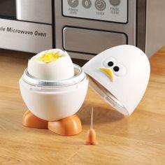 Single Microwave Egg Boiler-Home and Garden Design Ideas