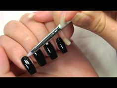 Lucy's Stash: How I paint my nails & do a clean up - tutorial - YouTube.   Other tips:  1. Swirl the stem of the polish brush in the bottle to remove excess polish on that area so it won't drip down onto the brush afterward.  2. Make sure you don't have too much polish on the brush itself by wiping one side on the edge of the bottle.