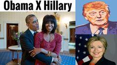 Barack Obama e Michelle Obama/Misturar SEXO e POLÍTICA dá certo?