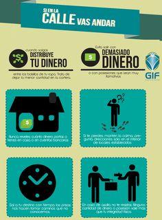 Tips de Seguridad #calle