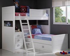 Dormitorio Infantil Sport