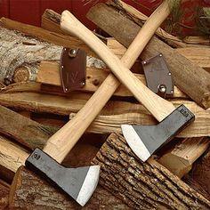 Working axes.