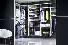 Manhattan Closet - http://mag.bzcasa.it/cabine-armadio-da-sogno/