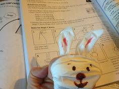 Handwriting Without Tears is amazing!  This bunny puppet is just one small fun part we enjoyed.  http://teachablescottstotshomeschool.blogspot.com/2013/02/jump-up-and-down-with-handwriting.html