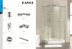 90 180 degree glass sliding door system manufactory[SLA012]
