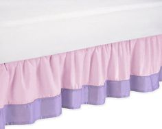 Bed Skirts 66726: Sweet Jojo Designs Pink Purple Butterfly Girl Kids Queen Size Bedding Bed Skirt -> BUY IT NOW ONLY: $39.99 on eBay!