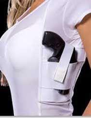 UnderTech Undercover Women's Ultimate Compression Tee... 21st Birthday Present?