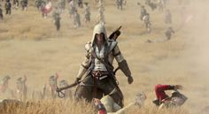 Assassin's Creed III by Ubisoft (Cinematic Trailer) The Assassin, Assassin S Creed Unity, Assassins Creed Series, Assassin's Creed 3, Conner Kenway, Pirate Games, Great Wide Open, Cinematic Trailer, Ideas