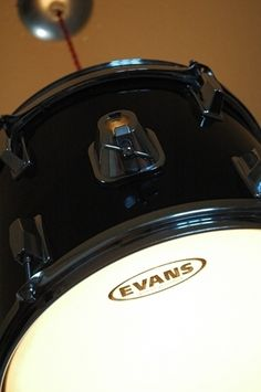 JohnDavid's room! How To: Make a Drum Light, Literally