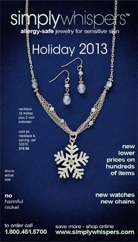 Simply Whispers Jewelry - - Rated based on 18 Reviews