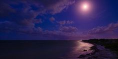 Moon Featured Images - Moonlight Sonata  by Chad Dutson