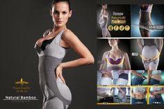 BG homeshoping Magelang: Natural Bamboo Slimming Suit