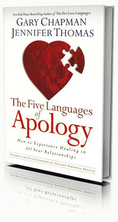 The 5 Languages Of Apology Everyone Should Read This Book It Will Help To Know The Concepts With Your Spouse But Also Many Rel