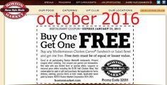 Boston Market coupons & Boston Market promo code inside The Coupons App. Second chicken carver or salad bowl free at Boston Market April Kfc Coupons, Free Coupons Online, Free Printable Coupons, Shopping Coupons, Grocery Coupons, Love Coupons, Free Printables, Shopping Deals, Boston Market