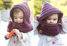 hooded cowl free pattern-wonderfuldiy3