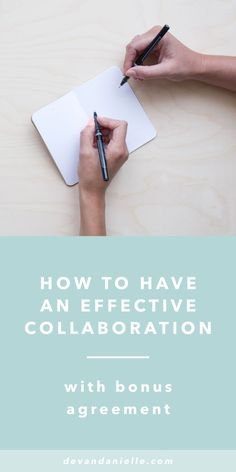 We've all heard this saying before: community over competition. Well today I'm changing it to collaboration over competition. Collaborations…