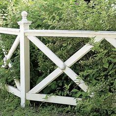 Front yard fence?