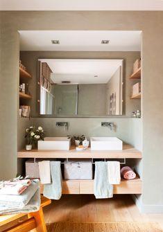 Hornacinas: huecos decorativos y con espacio extra para toda la casa