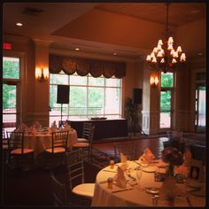 Wedding at the beautiful Brier Creek Country Club! #DJ  www.raleighdreamevents.com