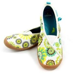 Chooze shoes are so much fun!
