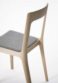 Hiroshima chair by Japanese industrial designer, Naoto Fukasawa for Maruni Wood Industry naotofukasawa.com