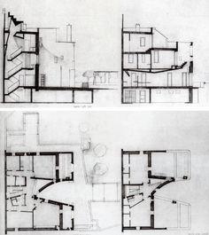 Riva - Casa Miggiano - Disegni
