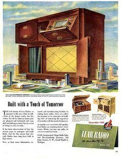 1946 ... really big hi-fi !